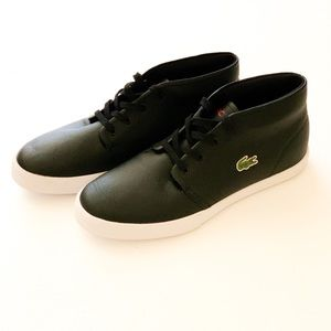 Lacoste mid-top sneakers